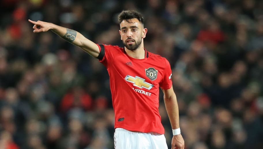 Twitter Reacts as Bruno Fernandes Makes Manchester United ...