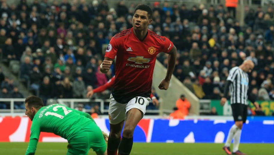 Man Utd to Activate Marcus Rashford Contract Extension to Fend Off Real Madrid & Barcelona