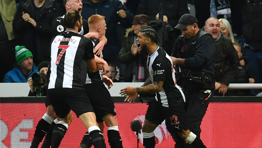 Newcastle 1 0 Manchester United Report Ratings Reaction As Matty Longstaff Goal Sinks Red Devils 90min