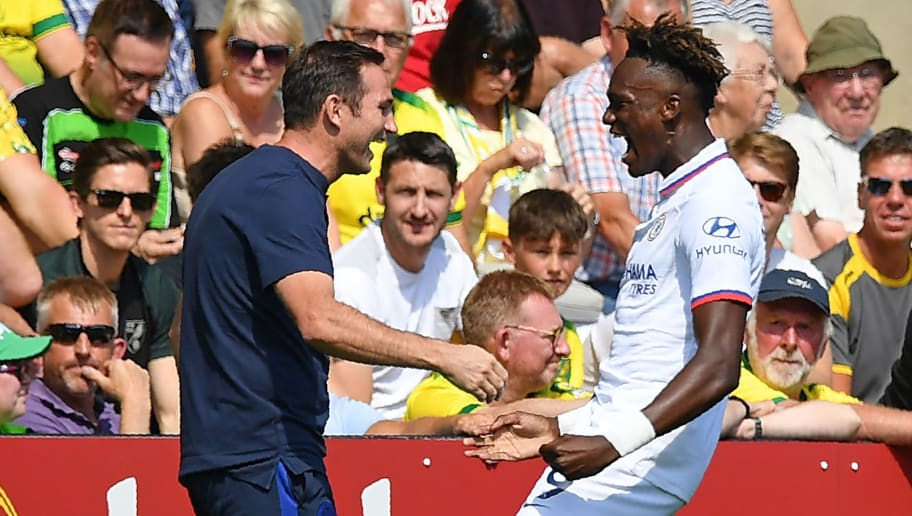 Tammy Abraham Becomes England's Top Goalscorer Since 2018/19 After Brace Against Norwich