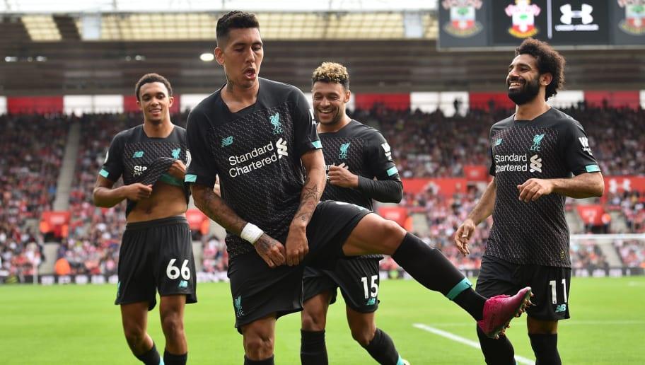 Erfolgsserie geht weiter: Liverpool besiegt Southampton mit 2:1
