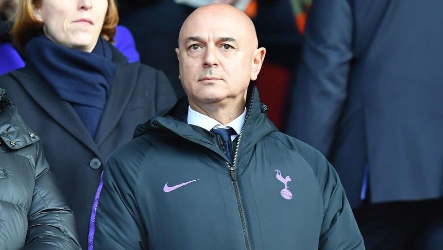 Daniel Levy Provides Updates on Spurs' Transfer Plans, Summer Budget