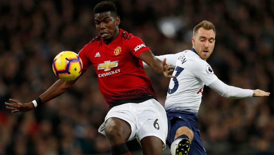 Image result for eriksen pogba