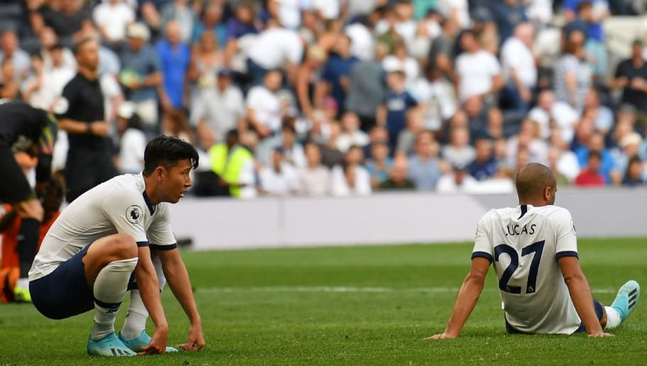 Things Are Confused at Tottenham Hotspur and it Is Very, Very Worrying