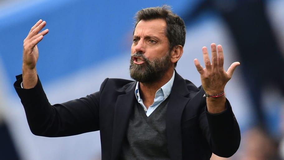 Quique Sanchez Flores' Job Already Under Threat as Watford's Poor Form Continues