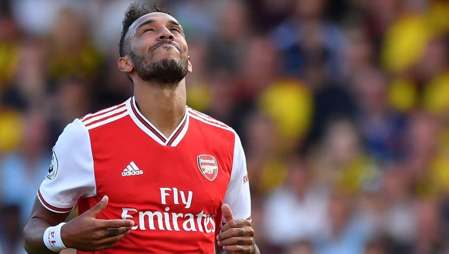 Arsenal : Le coup de gueule d'Aubameyang qui vise Sokratis