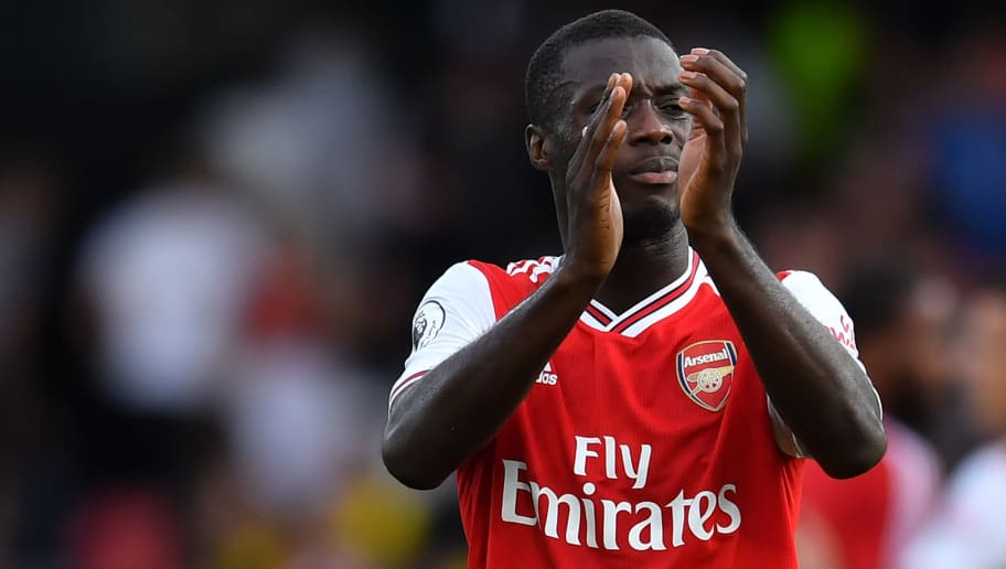 Robert Pires Urges Arsenal Fans to Remain Patient With 'Fantastic' Nicolas Pepe