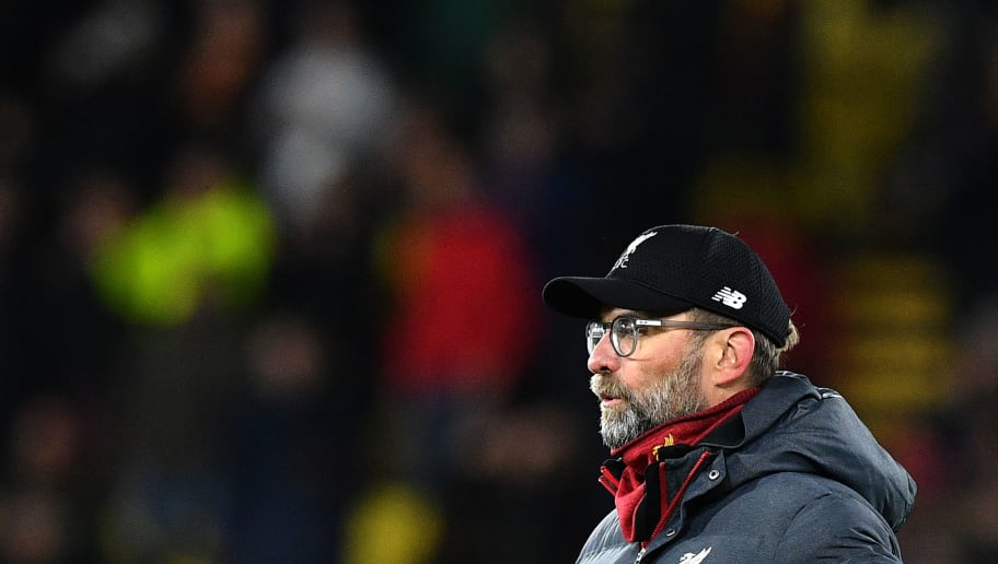 Jürgen Klopp Makes No Excuses as Shock Watford Defeat Ends Liverpool's 44-Match Unbeaten Streak