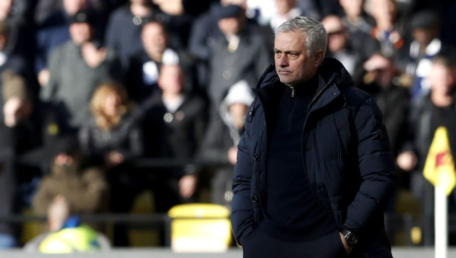 Jose Mourinho's Tottenham Need Several Changes - But a Star to Carry Them Is Most Pressing