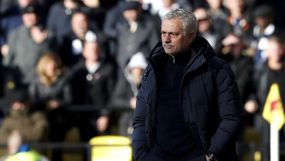 Tottenham in Unwelcome Company as Unflattering 2020 Record Highlights Struggles Under José Mourinho