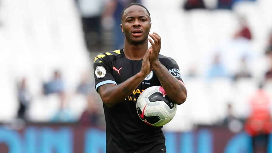 Raheem Sterling Becomes 8th Player Ever to Score a Hat-Trick on