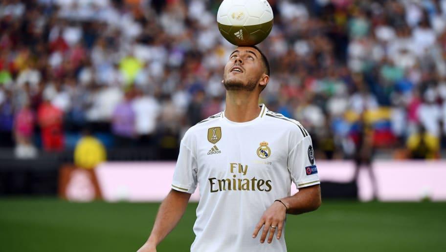 Vidéo : Eden Hazard met déjà le feu aux madrilènes à l'entraînement !