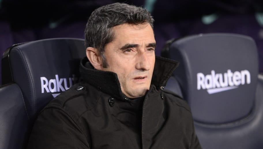 Ernesto Valverde Denies Fielding Ineligible Player as Barcelona Progress to Cup Quarters
