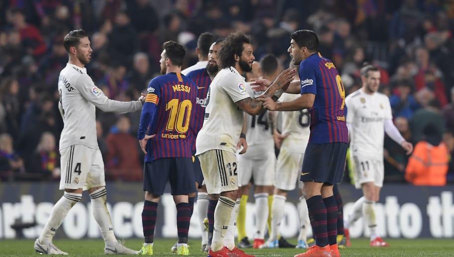 FBL-ESP-CUP-BARCELONA-REAL MADRID