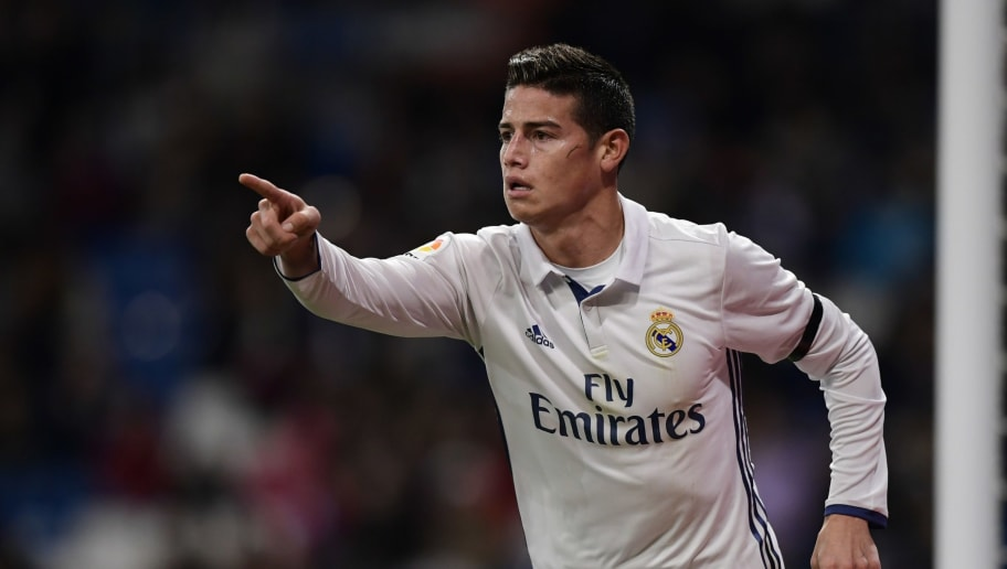 the latest 2c38c 4c381 James Rodriguez Set to Stay at Real Madrid as Zinedine ...