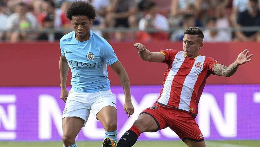 FBL-ESP-FRIENDLY-GIRONA-MAN CITY