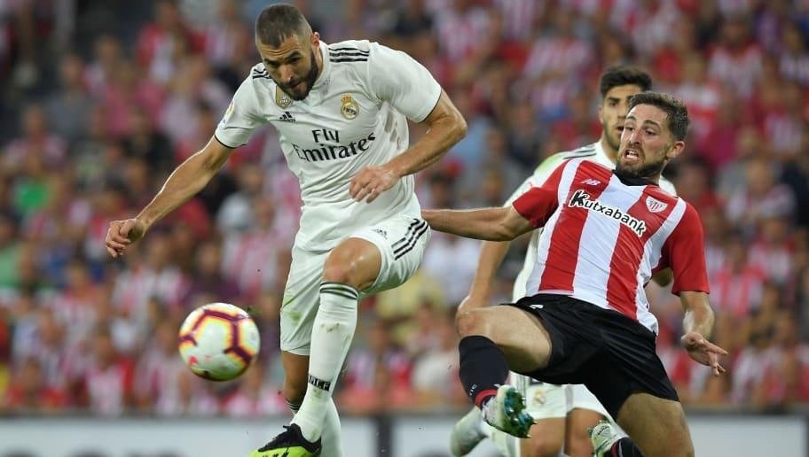 Prediksi Lineup Real Madrid Vs Getafe La Liga: Prediksi Lineup Real Madrid Vs Athletic Bilbao