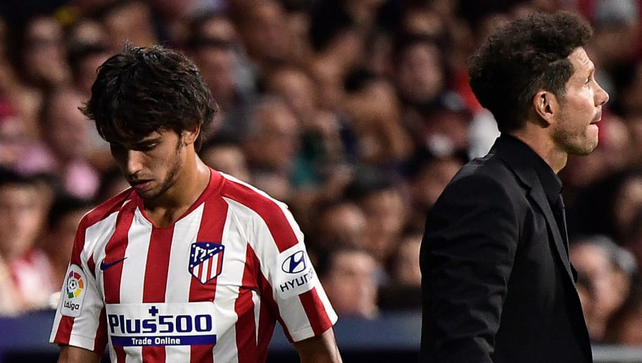 'Joao Felix is at the Wrong Club, Working Under the Wrong Coach,' Claims Former Real Madrid Star