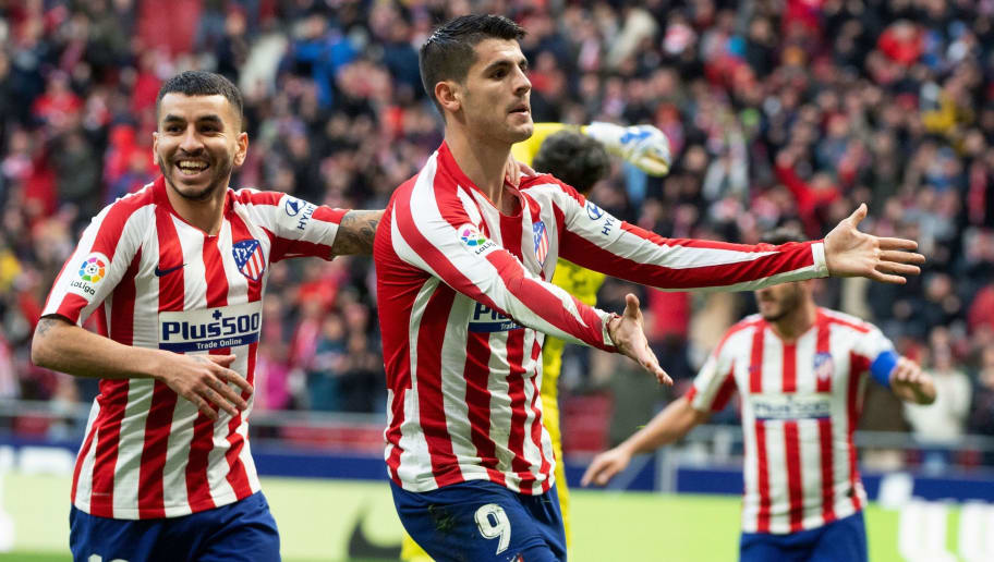 Atletico Madrid 3 1 Espanyol Report Ratings Reaction As Los Rojiblancos Remember How To Score 90min