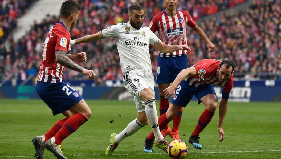 Calendario Atletico Madrid.El Calendario De Real Madrid Y Atletico De Madrid En La