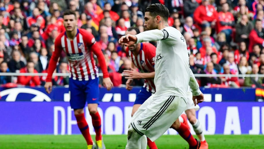 FBL-ESP-LIGA-ATLETICO-REAL MADRID