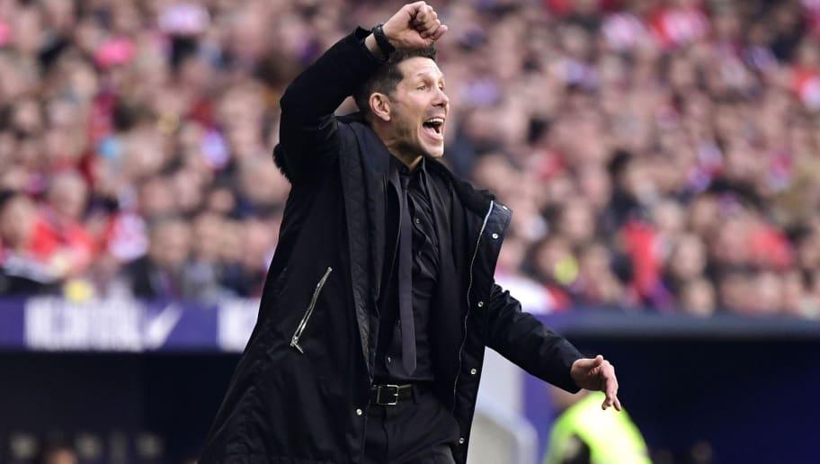 Real Sociedad vs Atletico Madrid: Diego Simeone's Best Available Los Rojiblancos Lineup
