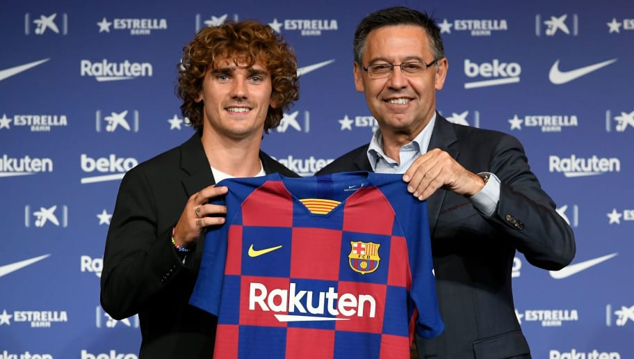 Antoine Griezmann to Wear Number 17 at Barcelona as He Reveals Desire to Win Trophies