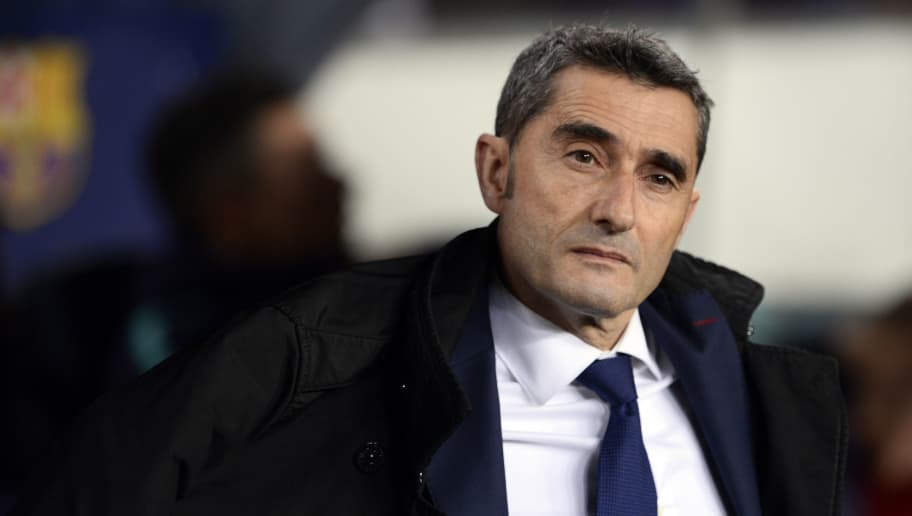 Barcelona Manager Ernesto Valverde Is Considering Leaving The Club Next Summer 90min