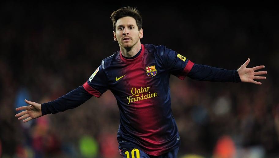 Todos los goles que metió Leo Messi en los últimos 8 años 1