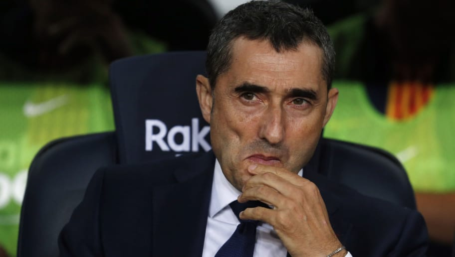 4048cde36 Ernesto Valverde Blasts  Show Business  Awards as Luka Modric Wins FIFA  Gong Ahead of Lionel Messi