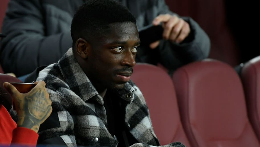 Barcelona 'Open to Offers' for Ousmane Dembele This Summer Amid Fitness Woes