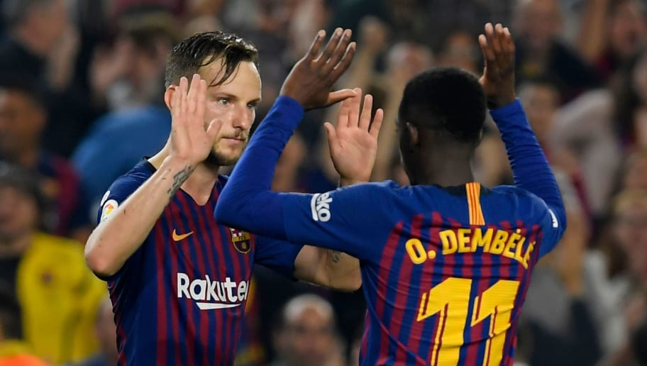 Image result for Rakitić dembele