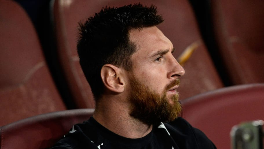 Lionel Messi Returns to Barcelona Training Ahead of Champions League Opener