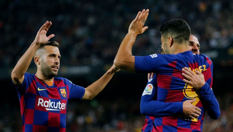 Barcelona: The XI That Should Start Against Granada in La Liga