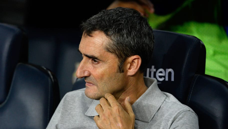 Barcelona's Defeat at Granada Marks 18-Year Low as Pressure Mounts on Ernesto Valverde