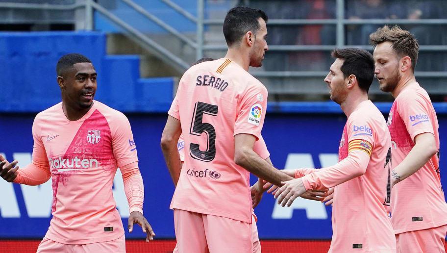 Eibar-Barcelone (2-2) : Messi offre un nul au Barça en clôture du championnat