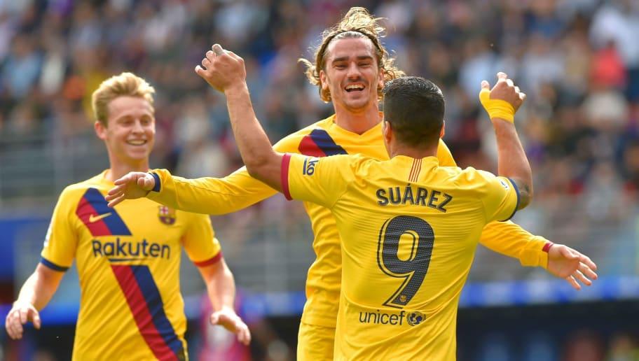 """Résultat de recherche d'images pour """"Eibar 0:3 Barcelone"""""""