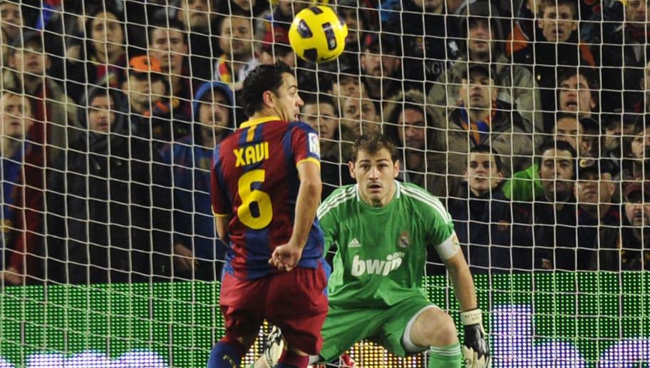 FBL-ESP-LIGA-FC BARCELONA-REAL MADRID-CLASICO