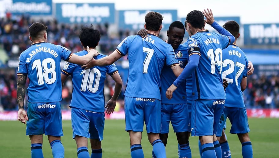 How Getafe Went From 21st in the Segunda to the Brink of the ...