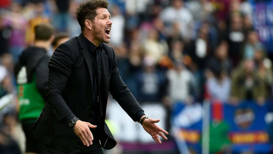 Diego Simeone Should Become Atletico Madrid's Alex Ferguson, Says Club President Enrique Cerezo