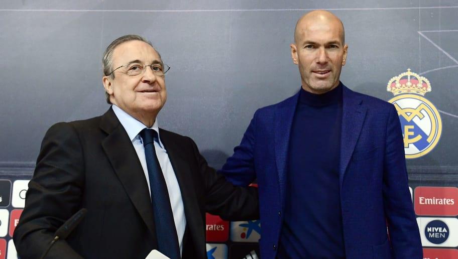 Real sụp đổ vì Perez bỏ qua 3 lời khuyên của Zidane trước ngày rời  Bernabeu! | 90min