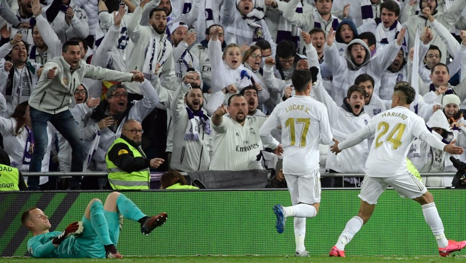 Real Madrid Beat Barcelona in El Clasico, But There Were No Winners