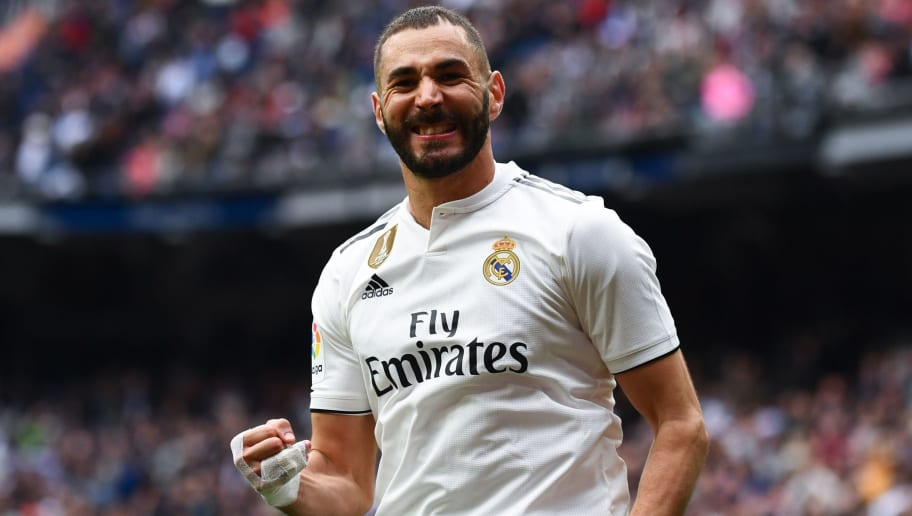sale retailer 2b15d 28f3a Real Madrid Confirm Karim Benzema Muscular Injury After ...