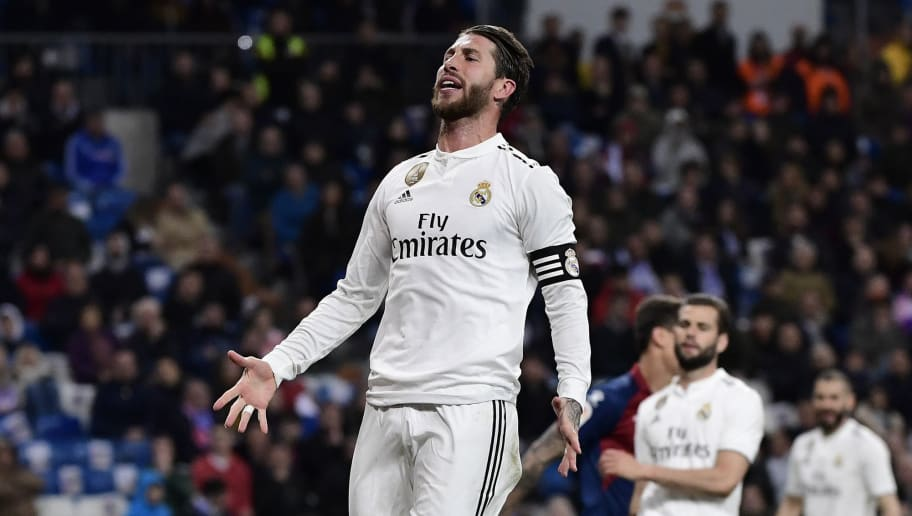 Liverpool Wouldn't Sign Sergio Ramos 'Even if He Was Free' Despite Transfer Links