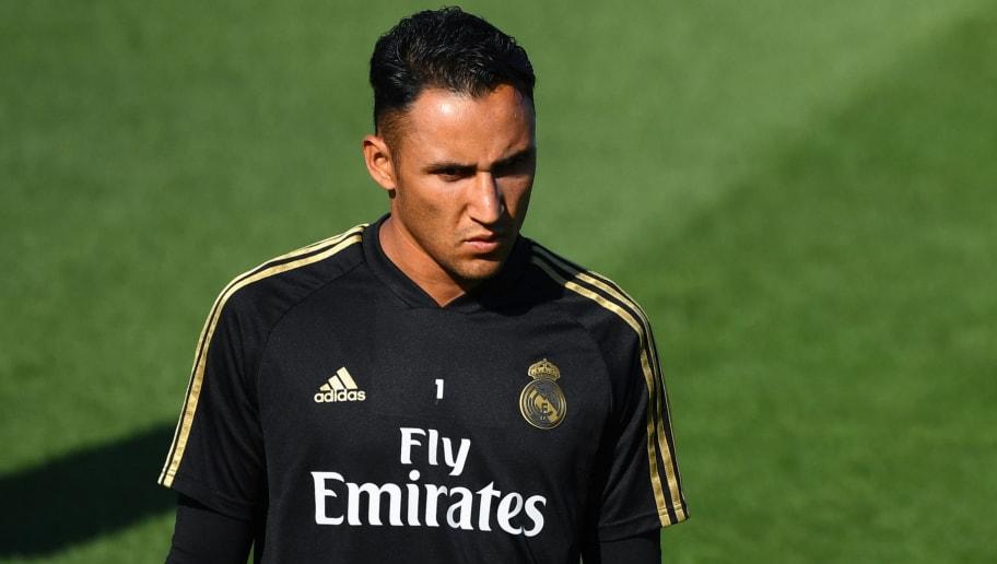 online store 961ec d6cea Keylor Navas Close to PSG Transfer as Real Madrid Eye ...