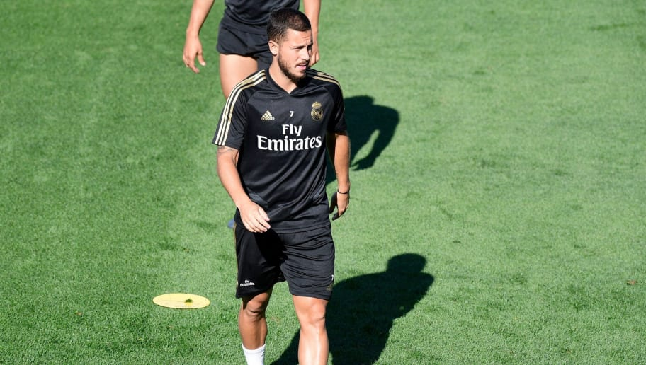 FBL-ESP-LIGA-REAL MADRID-TRAINING