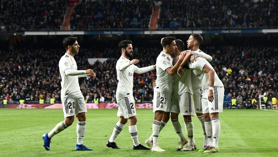 Prediksi Lineup Real Madrid Vs Getafe La Liga: Real Madrid, Brighton & Hove Albion