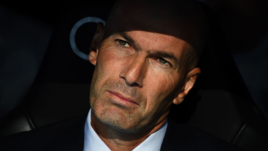 Zidane unter Druck!