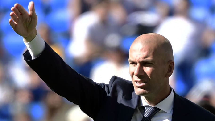 Zinedine Zidane Remains Coy on Gareth Bale's Future as Real Madrid Win Without Welshman