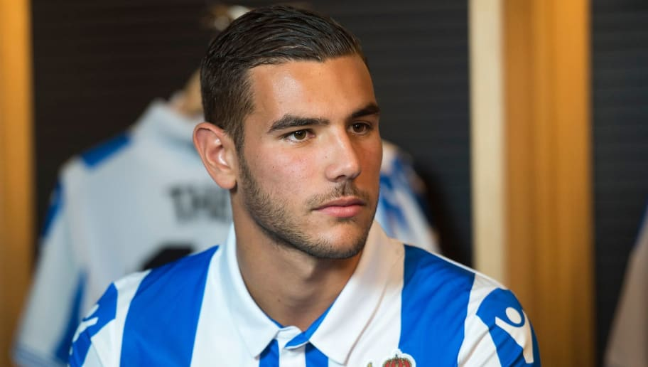 The 23-year old son of father (?) and mother(?) Theo Hernández in 2021 photo. Theo Hernández earned a  million dollar salary - leaving the net worth at  million in 2021